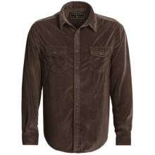 True Grit Softest Sueded Shirt - Long Sleeve (For Men) in Olive - Closeouts