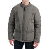 True Grit Solid Puffer Jacket - Insulated (For Men)