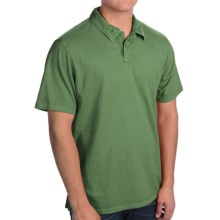 True Grit Surf Polo Shirt - Short Sleeve (For Men) in Army - Closeouts