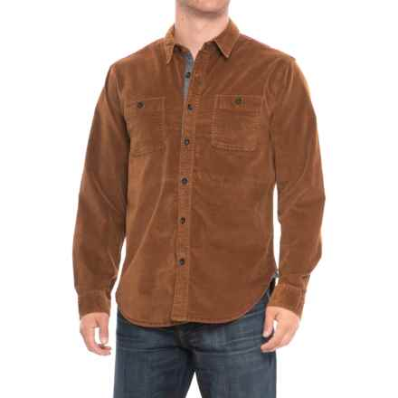 True Grit The Royalton Shirt - Long Sleeve (For Men) in Brown - Overstock