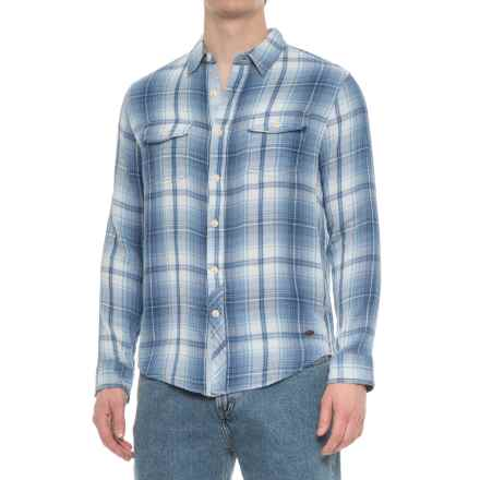 True Grit Twin Arrows Shirt - Long Sleeve (For Men) in Indigo - Overstock