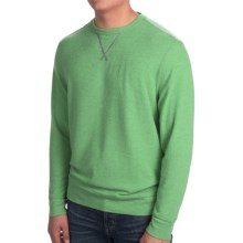 True Grit Vintage Fleece Sweater (For Men) in Limelight - Closeouts