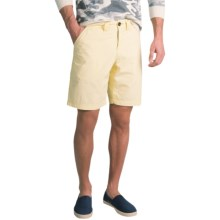 True Grit Vintage Washed Chino Shorts (For Men) in Butter - Closeouts
