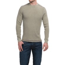 True Grit Waffle Thermal Shirt - Long Sleeve (For Men) in Pebble - Closeouts