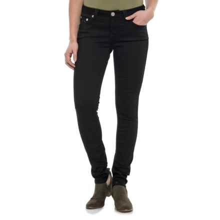 True Religion Curvy Skinny Jeans (For Women) in Body Rinse - Closeouts