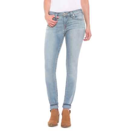True Religion Curvy Skinny Jeans (For Women) in Chll Indigo - Closeouts