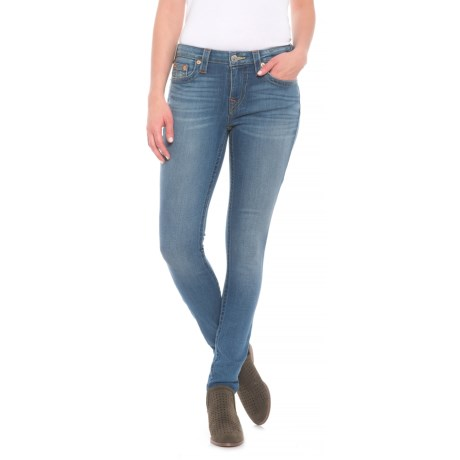 True Religion Curvy Skinny Jeans (For Women) in Northern Sohre