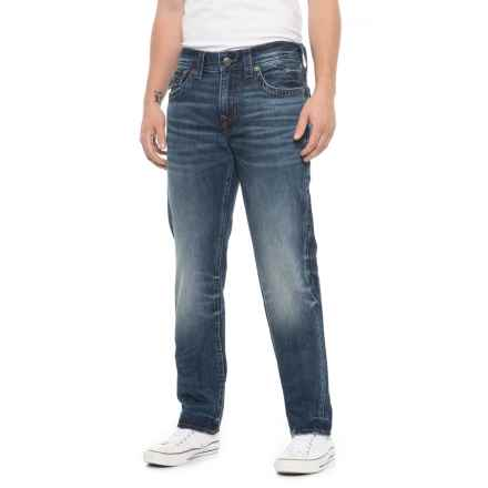 True Religion Dark After Hours Geno Jeans - Relaxed Fit, Straight Leg (For Men) in Dark After Hours - Closeouts