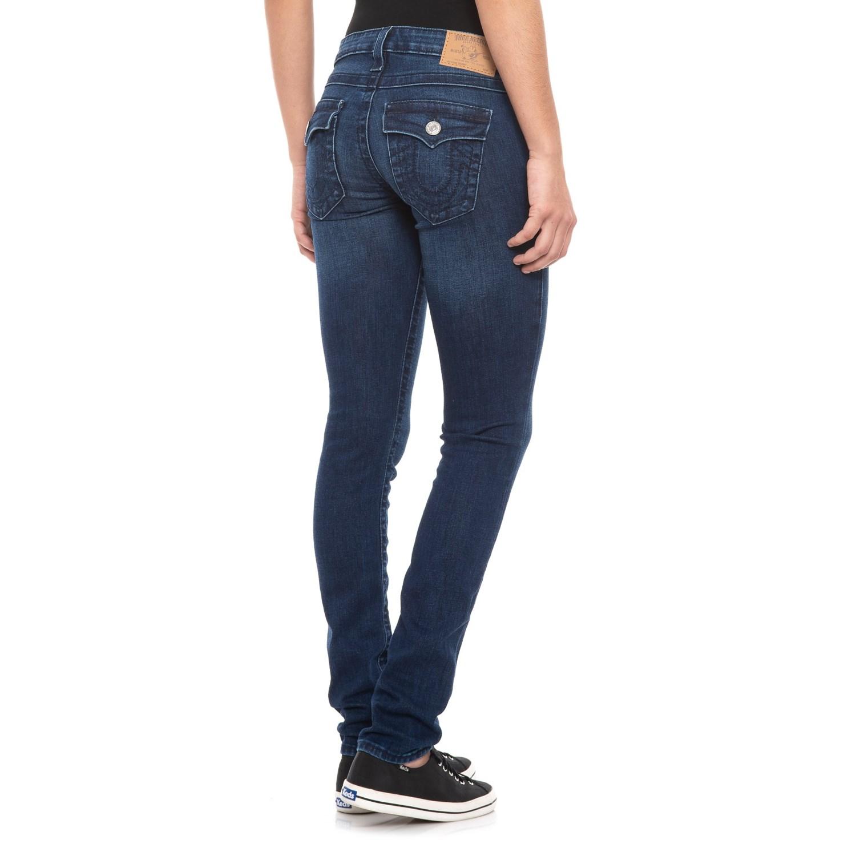 e71b76bd1 True Religion Midnight Bloom Stella Skinny Jeans (For Women) - Save 32%