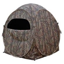 True Timber The Dome Ground Blind in Ds1 Camo - Closeouts