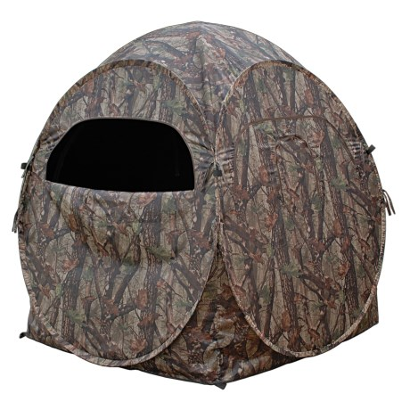 True Timber The Dome Ground Blind in Ds1 Camo