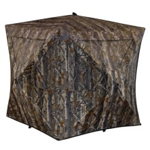 True Timber TimberBlind V1 Ground Blind in Xd3 Camo - Closeouts