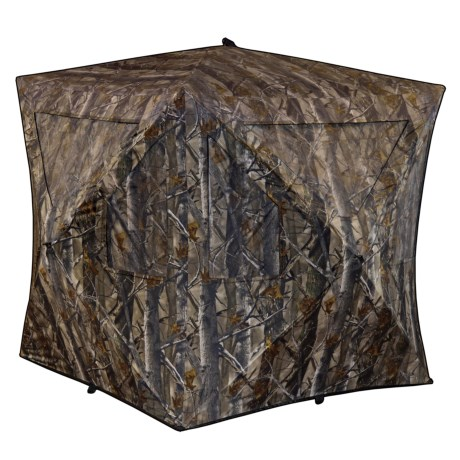 True Timber TimberBlind V1 Ground Blind in Xd3 Camo