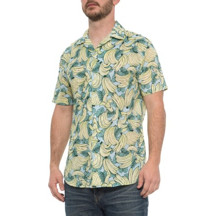 ac00743d10981 Trunks Surf & Swim Co Cloud Bananas Tommy Shirt - Short Sleeve (For Men)
