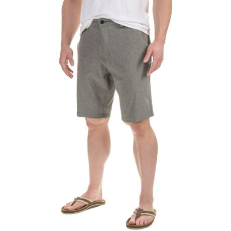 Trunks Surf & Swim Co Multi-Function Shorts (For Men) in Charcoal