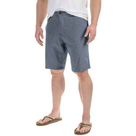 Trunks Surf & Swim Co Multi-Function Shorts (For Men) in Navy - Closeouts