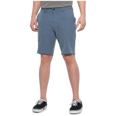 1f4bc8bd24 Trunks Surf & Swim Co New Blue Multifunctional Shorts (For Men) in New Blue