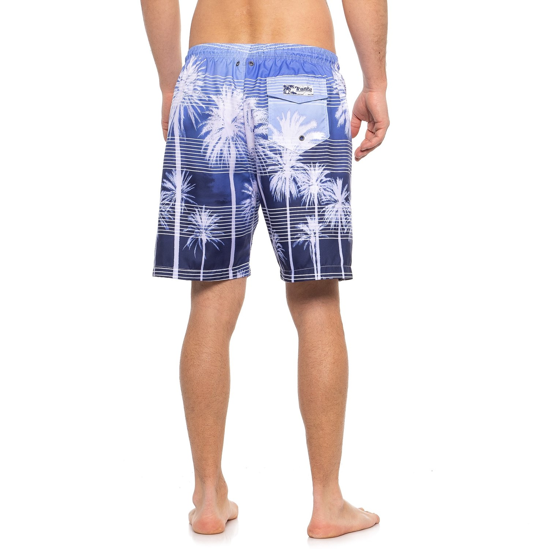 570b51d91b Trunks Surf & Swim Co Photo-Print Sano Swim Shorts (For Men) - Save 82%