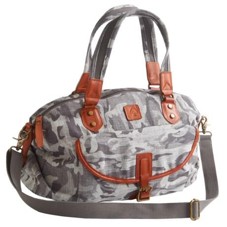 TSD Four Season Hobo Bag (For Women) in Winter/Camo
