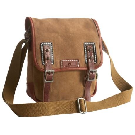 TSD Mountain Wood Crossbody Bag (For Women) in Brown