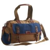 TSD Mountain Wood Duffel Bag (For Women)