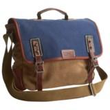 TSD Mountain Wood Messenger Bag (For Women)