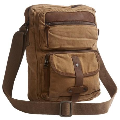 TSD Sun Smell Crossbody Bag (For Women) in Camel