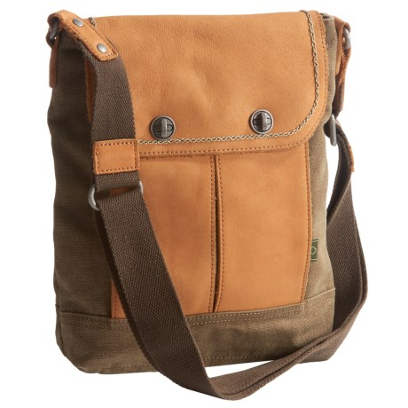 TSD Valley River Crossbody Bag (For Women)