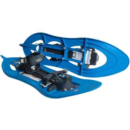 "TSL 227 Escape Snowshoes - 29"" in Blue - Closeouts"