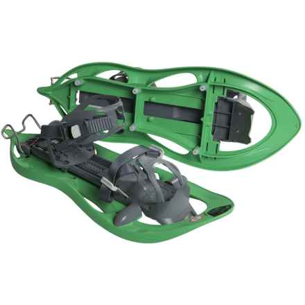 """TSL 305 Approach Snowshoes - 21.5"""" in Mint Green - Closeouts"""