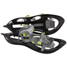 "TSL 305 Excursion Snowshoes - 21.5"" in Black - Closeouts"