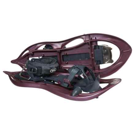 "TSL 305 Excursion Snowshoes - 21.5"" in Prune - Closeouts"