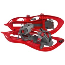 "TSL 305 Expedition Snowshoes - 21-1/2"" in Red - Closeouts"