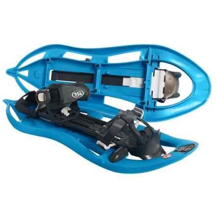 TSL Escape Easy Composite Snowshoes - 325 in Blue - Closeouts