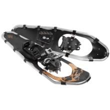 "TSL Over the Top Snowshoes - 35"" in Black/Gold - Closeouts"