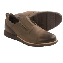 Tsubo Macen Shoes - Leather (For Men) in Porter - Closeouts