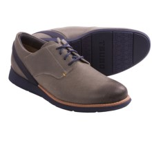 Tsubo Mallone Modern Oxford Shoes - Leather (For Men) in Titanium - Closeouts