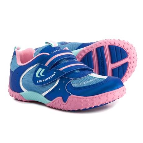 Tsukihoshi Wheel Sneakers (For Girls) in Royal
