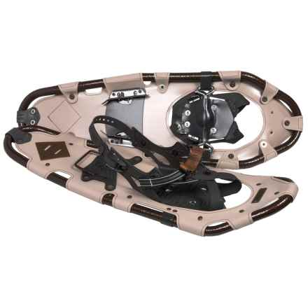 Tubbs Boundary Peak 25 Snowshoes in Tan/Brown - Closeouts