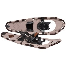 Tubbs Boundary Peak 30 Snowshoes in Tan/Brown - Closeouts