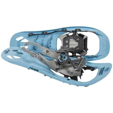 "Tubbs Flex ESC Snowshoes - 22"" (For Women) in Light Blue - Overstock"