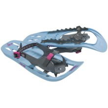 Tubbs Flex Jr Snowshoes (For Kids) in Powder Blue - Closeouts