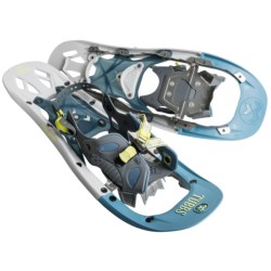 Tubbs Flex NRG Snowshoes - 22 (For Women) in Blue/Grey