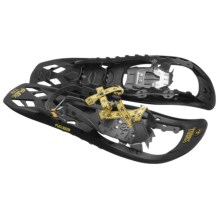 Tubbs Flex TRK 24 Snowshoes in Black/Yellow - Closeouts