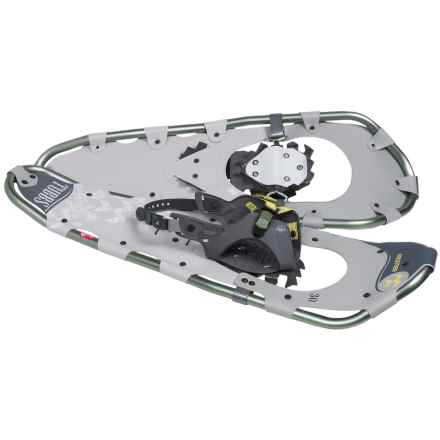 Tubbs Frontier 30 Snowshoes (For Women) in Gray/Teal - Closeouts