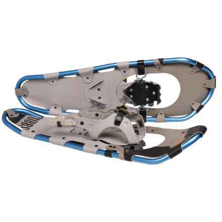 Tubbs Frontier 30 Snowshoes in Blue/Grey - Closeouts