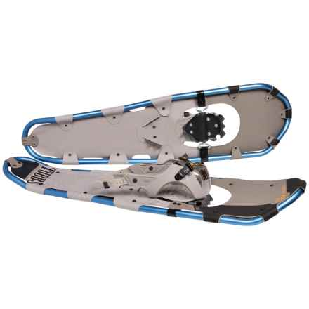 Tubbs Frontier 36 Snowshoes in Tan/Blue - Closeouts
