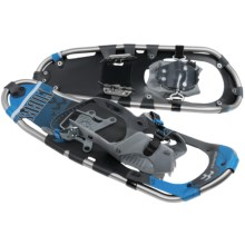 "Tubbs Journey Snowshoes - 25"" in Black/Blue - Closeouts"