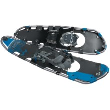 "Tubbs Journey Snowshoes - 36"" in Black/Blue - Closeouts"