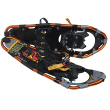 Tubbs Xpedition 25 Snowshoes in Yellow Orange/Black - Closeouts